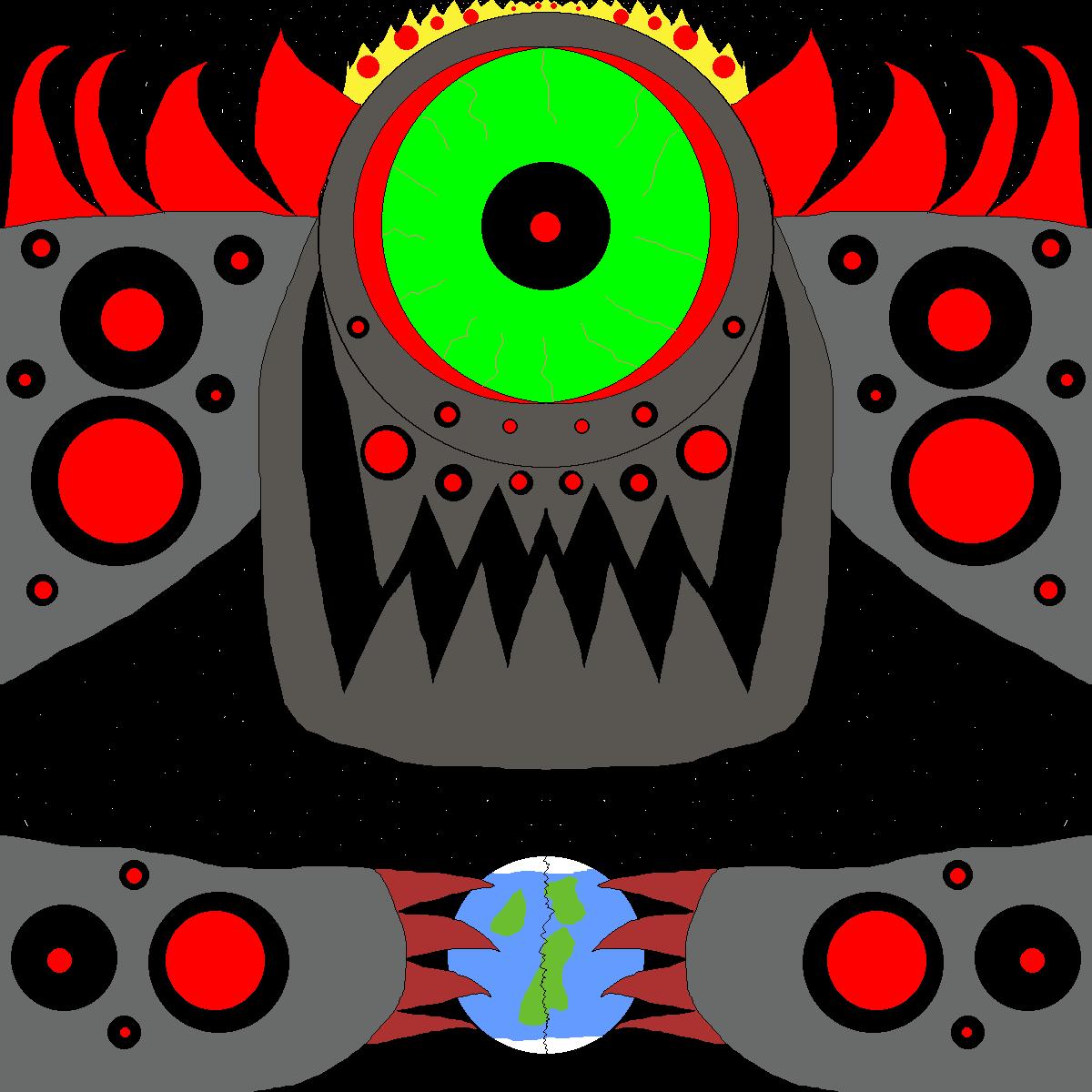 SUPREME DEITY SPIDER KING