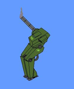 7* Advanced Battlemech
