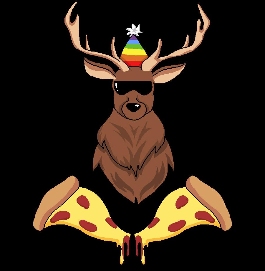 Majestic Deer Finished