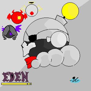 Bomb Calibre (retribution)