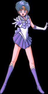 Sailor Moon - Sailor Mercury