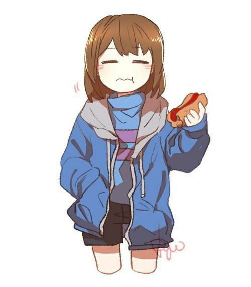 Frisk cute