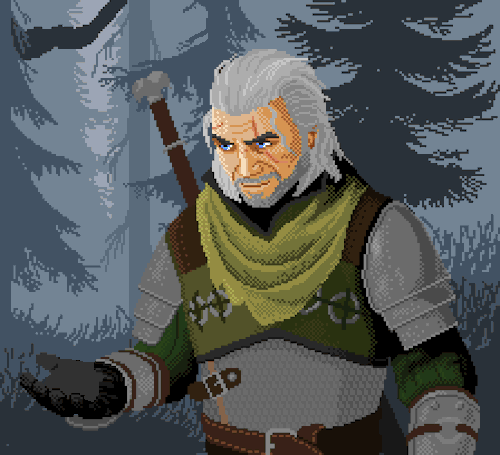 mrpickles the witcher