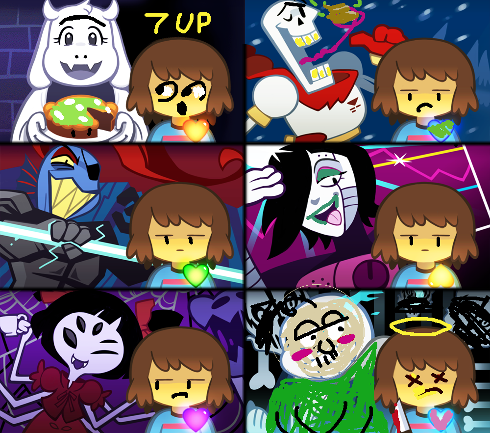 baldi 18+ love 18+ understand:in all the pics but one,frisk's eyes are closed but In the sans pic her eyes are open,does this mean that sans triggers xxx