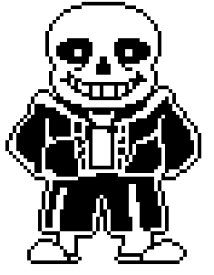 sans ref that im using for minecraft