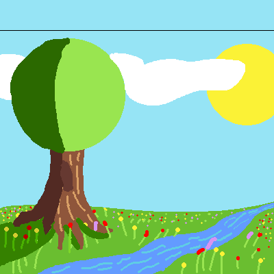 good background