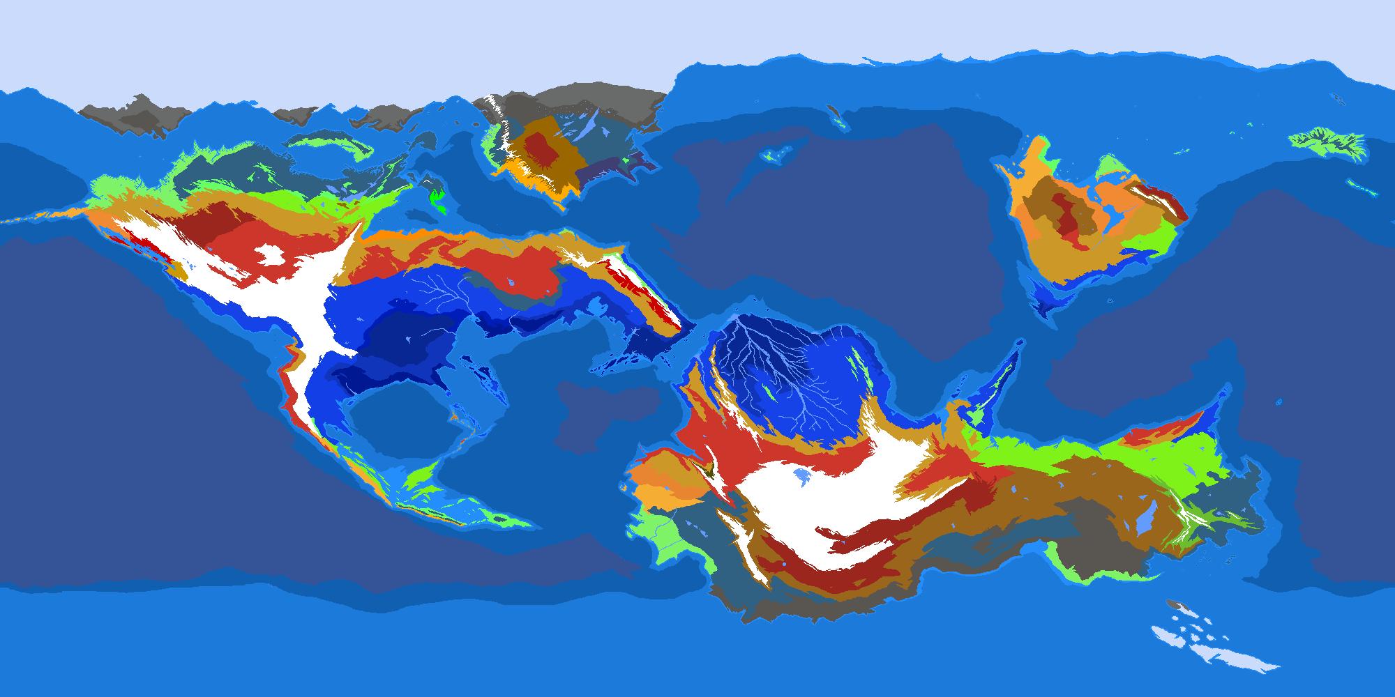 Blank 17 Climates