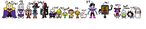 Bad End of Undertale