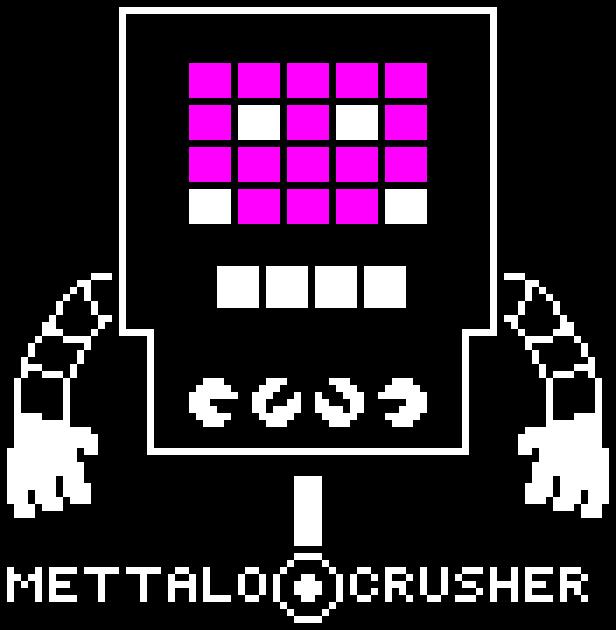 mettalochrusher