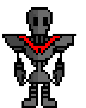 papyrus in the royal guard's gear