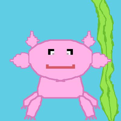 axolotl *printable*