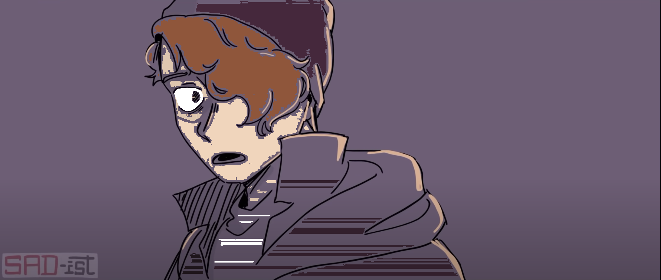 wilby (art credit the SAD-ist) )(coloring credit to me)